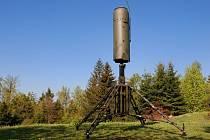 """VĚRA-NG. Pasivní a """"neviditelný"""" lokátor z dílny pardubické firmy se stane součástí výzbroje armád Severoatlantické aliance."""