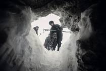 Cvičení Záchrana 2018 - pátrání na Králickém sněžníku.
