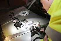 Čtvrtý řidič, kterého zastavila hlídka v Lozicích, má problém. Pozitivní test na pervitin.