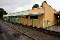 Mateřská škola v Pospíšilově ulici.