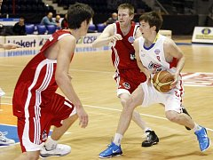 Východočeský duel v Mattoni NBL: BK JIP Pardubice – Basketbal Quanto Svitavy 95:60.