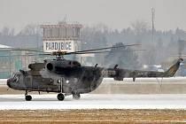 Vojenský vrtulník Mi -17