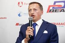 Petr Dědek, většinový majitel HC Dynamo Pardubice