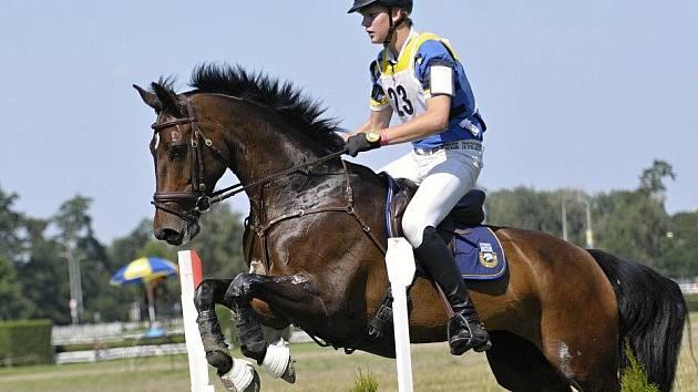 Koně se měřili ve všestrannosti