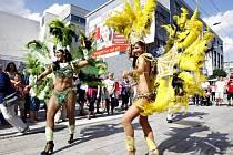 Festival lákal na brazilské tanečnice nebo chilské víno.