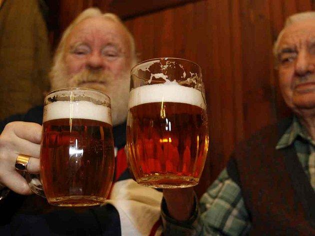 Pivo je nejen chutný mok, ale sběratelství etiket je častým koníčkem.