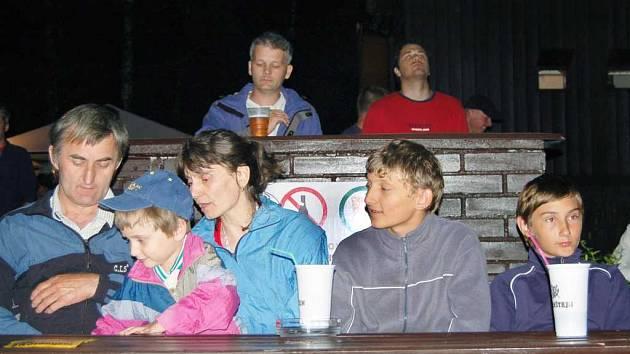 Doba ledová v Letním kině v Pardubicích
