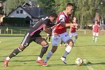 Fotbalová příprava: FK Pardubice - AS Trenčín 4:3 (hráno ve Svratce)