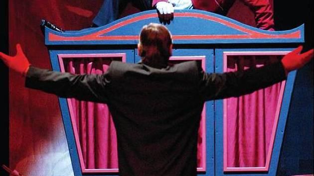 Ve Východočeském divadle byla uvedena hra Vítězství.