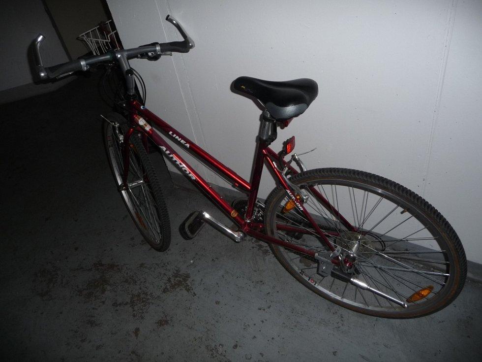 Na tomto kole si na místo činu dojel jeden z pachatelů.Pár hodin před zadržením jej ukradl.
