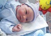 BERTRAM TOMAN se narodil 26. února v 9 hodin a 12 minut. Měřil 53 centimetrů a vážil 3930 gramů. Rodiče Kateřina a Robert bydlí v Pardubicích, na nového sourozence čeká devítiletá Anneli.