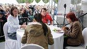 Gurmánský Bosh Fresh Festival na pardubickém dostihovém závodišti.