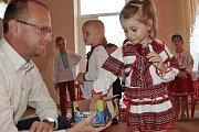 Kraj finančně pomůže mateřské škole a nemocnici na Ukrajině.