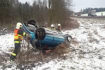 ZÁCHRANÁŘI vyjížděli v pátek dopoledne k dopravní nehodě u Březové nad Svitavou na silnici I/43 směrem na Svitavy.
