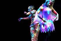 Světlo a stín, barvy, mystická atmosféra. Takové bylo vystoupení Lord of the Dance v Pardubicích