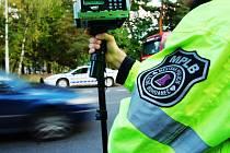 Bohdanečtí strážníci měří rychlost i o víkendu