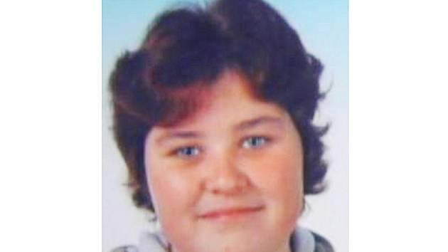 Pohřešovaná Martina Machačová