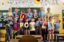 Škola v Rybitví podporuje nadání žáků. Foto: Tomáš Kubelka