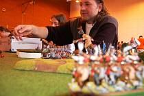 Warhammer. Nad hracím stolem