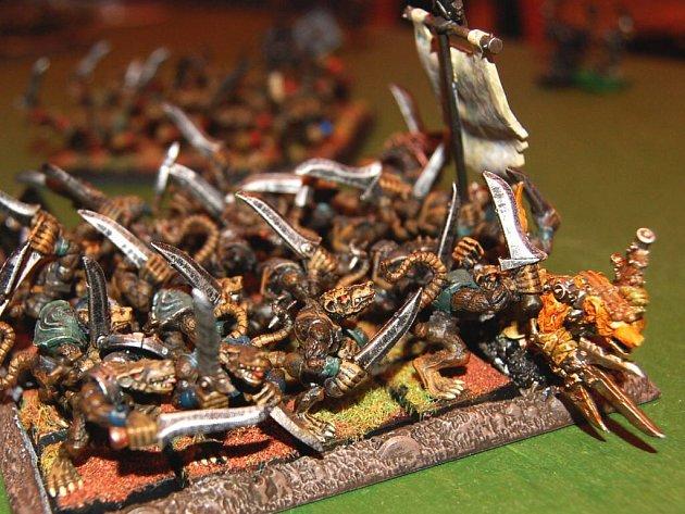 Warhammer. Heslem skavenské pěchoty je velmi důležitá rada: Kdo uteče dnes, může bojovat zítra