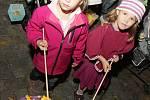 Městské slavnosti 2012 - lampionový průvod