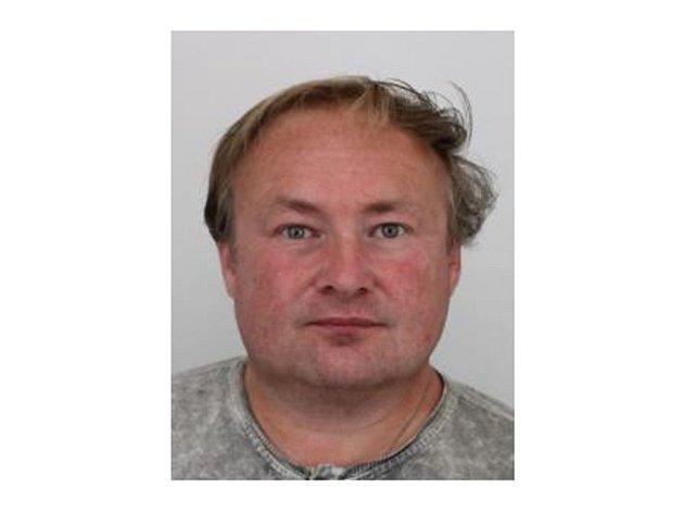 Hledaný Vladimír Stára.