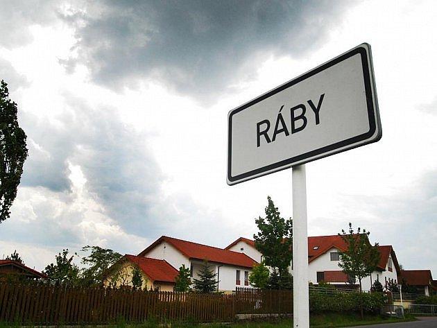 Obec Ráby