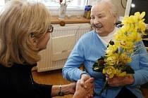 Růžena Tomanová oslavila pěkné kulaté výročí - 100 let. Gratulujeme!