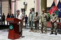 Tomáš Mlýnek v Kábulu zastával druhou nejvyšší pozici v duchovní službě pro celou vojenskou misi.