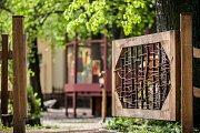 Nová zahrada Mateřské školky Zvoneček učí děti vztahu k přírodě