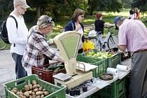 Farmářské trhy v Pardubicích končí. Není pro ně místo
