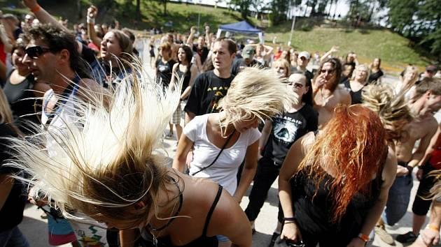RockAttack ve Svojšicích