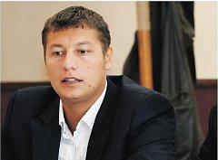 Jakub Rychtecký, předseda zastupitelského klubu ČSSD Pardubic