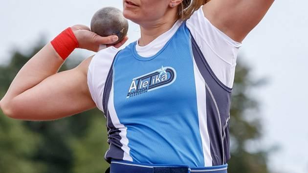 Jana Kárníková z Hvězdy