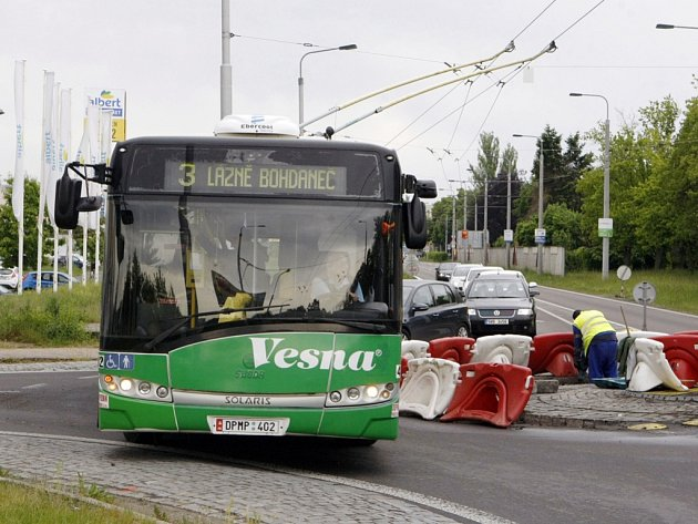 Doprava - vlaky, autobusy, MHD