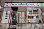 Rodinné centrum Kašpárek v Pardubicích po útoku extremistů