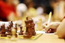 Šachy - ilustrační foto