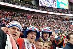Fanoušci z Pardubicka ve Wembley