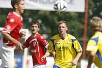 FK Pardubice - FC Fastav Zlín