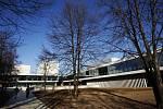 Nový univerzitní areál Fakulty chemicko-technologické