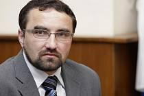 """Jaroslav Bálek, ředitel Odborného učiliště a praktické školy v Chroustovicích byl dočasně postaven """"mimo službu""""."""