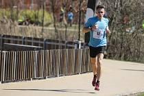 Celkem 17 studentských týmů se v Pardubicích zúčastnilo Juniorského maratonu, který je štafetovým závodem pro střední školy.