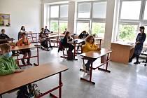 Přijímačky na víceleté gymnázium v Holicích