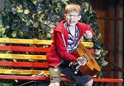 Děti ráje jako čtyřhodinový mejdan s hity Michala Davida