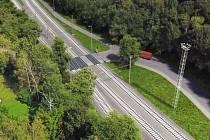 Zdvoukolejněn bude úsek o délce více jak sedm kilometrů.