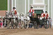 Během Dne starokladrubského koně vystoupí více než stovka ušlechtilých zvířat.