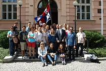 Účastníci projektu Let´s build Europe together