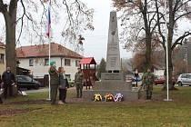 Pomník obětem Světové války v Morašicích