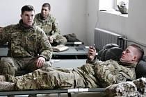 Pobyt amerických vojáků v republice zajišťuje Česká armáda. Pardubický 14. pluk logistické podpory se postaral o ubytování, zázemí i případný potřebný technický servis.