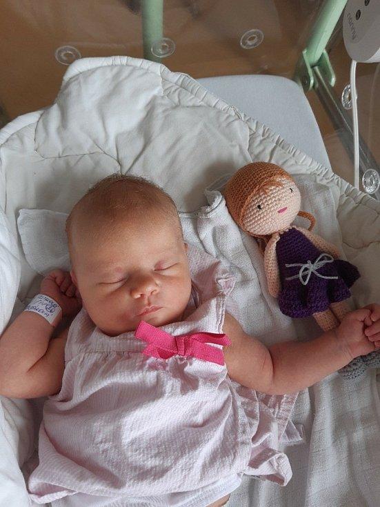 Charlotte Zitková se narodila 11. 7. 2021 v 1:48 hodin. Vážila 3850  g a měřila 52 cm. Rodiče Ivana a Josef jsou z Mikulovic. Doma se na sestřičku těšil tříletý Jan.